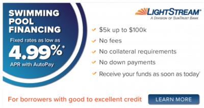 Affirma pool financing