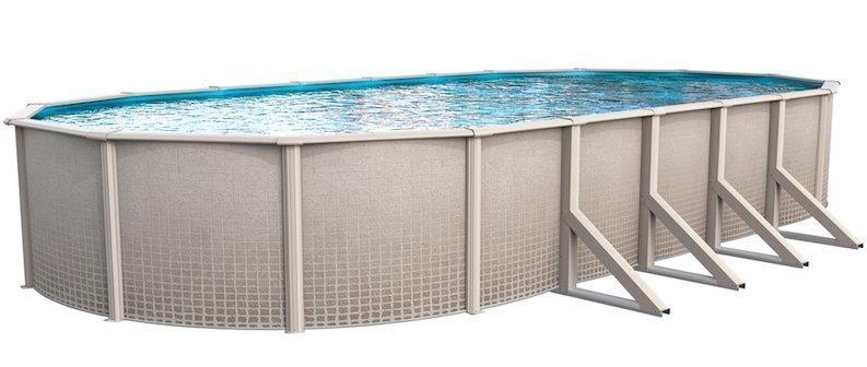 Reprieve 48″ Steel Above Ground Pool