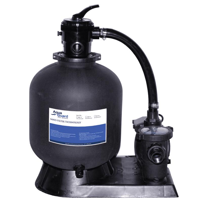 AquaGuard filter system